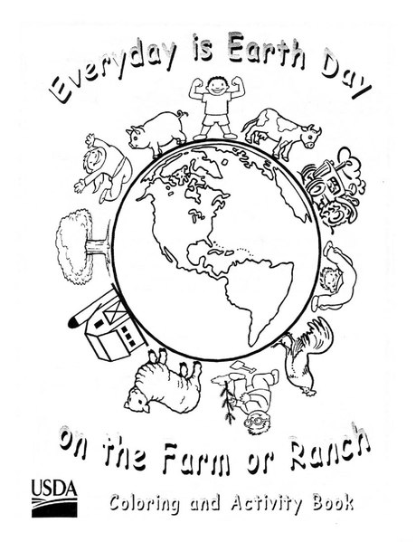 File:Everyday is Earth Day on the Farm or Ranch - Coloring and Activity Book.pdf