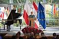 Ewa Osniecka and President Andrzej Duda at Opening-ceremony-0097 05.jpg