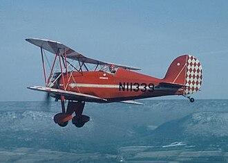 Great Lakes Aircraft Company - 1932 Great Lakes 2T-1A