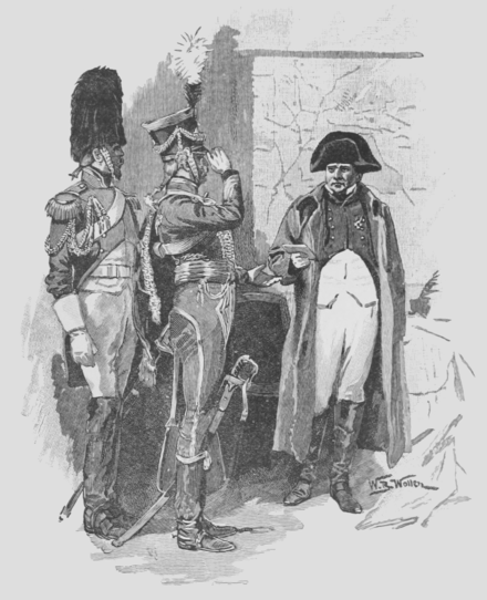 Exploits of Brigadier Gerard, plate page 305.png