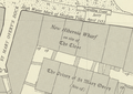 Extract from OS 1 to 1250 map of London (TQ3280SE) 1952.png