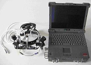 Eye tracking on the ISS - Eye Tracking Device (ETD)