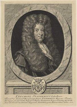 Ezechiel Spanheim