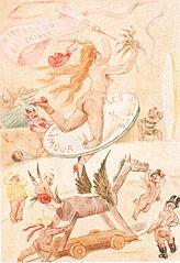 Quatrième dizain - Hippodrome de Cythère