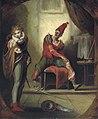 Füssli - Every Man in his Humour, act I scene v, 1791, Schiff 886.jpg