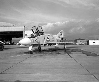 VMFA-122 - F-4B at MCAS El Toro, 1966