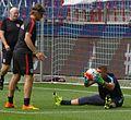 FCS gegen Rapid Wien 22.JPG