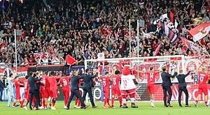FC Salzburg versus. KRC Genk (UEFA Championsleague 17. September 2019) 26.jpg