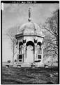 FRONT ELEVATION OF MARYLAND STATE MONUMENT - Antietam National Battlefield, Sharpsburg, Washington County, MD HABS MD,22-SHARP.V,9-41.tif