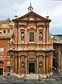Facciata della Chiesa della Santissima Trinità dei Pellegrini.jpg