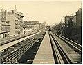 Facing north towards Northampton station, February 1901.jpg