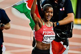 Image illustrative de l'article Faith Kipyegon