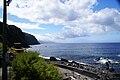 Fajã da Baíxa, falésias, Lajes do Pico, ilha do Pico, Açores, Portugal.JPG