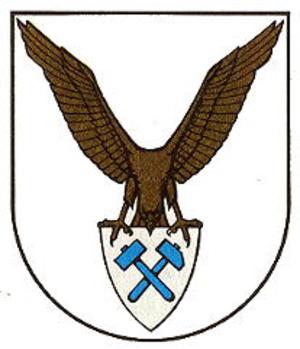 Falkenstein, Saxony - Image: Falk Vogtl coat of arms