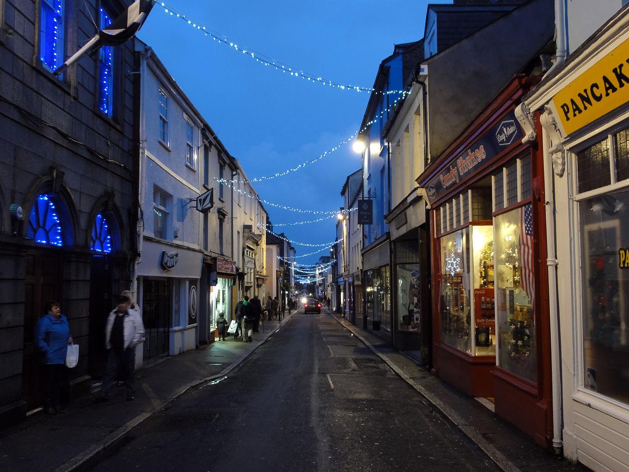 Falmouth Christmas Stroll 2021