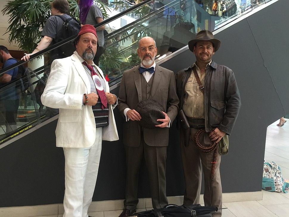 Fan Expo Canada 2016 Indiana Jones IMG 0190