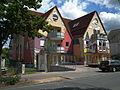 Farbenprächtiges Wohnhaus Jügesheim.JPG