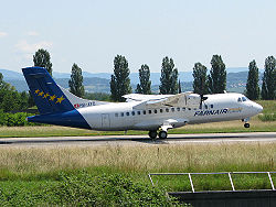ATR 42-300 der Farnair Europe