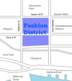 Fashion District, Toronto - Wikipedia