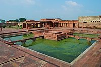 Fatehpur Sikri 163