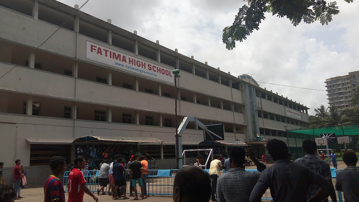 Fatima High School  Vidyavihar