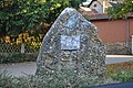 Fauerbach, Gedenkstein 1200 jähriges Bestehen.JPG