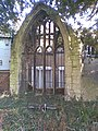 Feature Window at St Denys Churchyard, Sleaford - geograph.org.uk - 686616.jpg