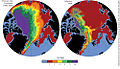 Feb Avg Arctic ice 1985-2000 vs 2008.jpg