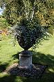 Feeringbury Manor lawn urn planter, Feering Essex England 2.jpg