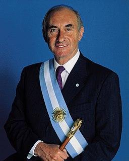 Fernando de la Rúa Former President of Argentina