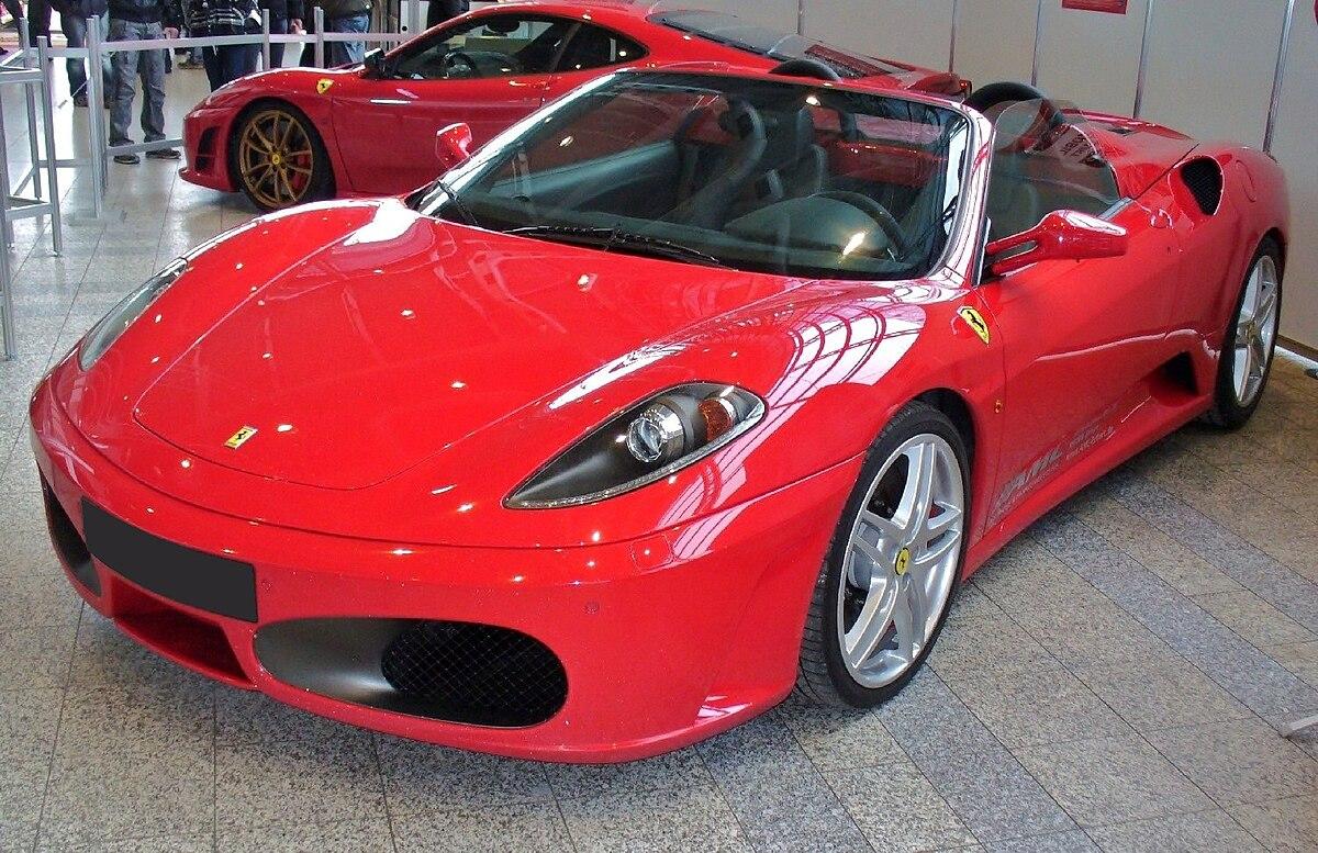 File Ferrari F430 Spider Ame Jpg Wikimedia Commons