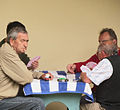 Festival of the Winds, XLIV - A game of cards - Bondi Beach, 2013.jpg