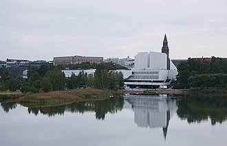 Finlandia Hall - Finlandia Hall in September 2008