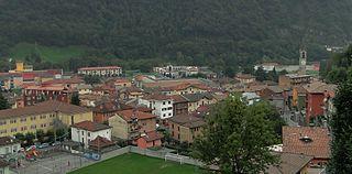 Fiorano al Serio Comune in Lombardy, Italy