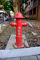 Fire Hydrant in NTU Taipei Campus 20151213.jpg