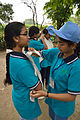 First Aid and Emergency Management Session - Summer Camp - Nisana Foundation - Sibpur BE College Model High School - Howrah 2013-06-08 9195.JPG
