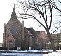 First Baptist Church of Ann Arbor, (1880), 517 East Washington, Ann Arbor, Michigan - panoramio.jpg