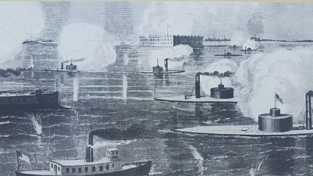 the first battle of fort sumter