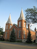 First Presbyterian Church Waterloo Aug 09.jpg