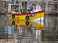 Fishing Boat, Torquay Old Harbour - geograph.org.uk - 1769393.jpg