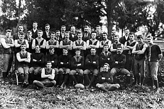 Fitzroy Football Club - Fitzroy team, 1898 VFL Premiers.
