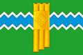 Flag of Chyornysh (Komia).png