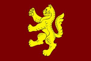 Kotovo, Volgograd Oblast - Image: Flag of Kotovo (Volgograd oblast)