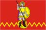 Flag of Mezhevskoi rayon (Kostroma oblast).png