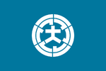 Flag of Omura, Nagasaki.png