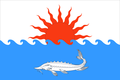 Flag of Primorsko-Akhtarsk rayon (Krasnodar krai).png