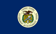 Flag of the United States Government Accountability Office.png
