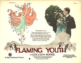 <i>Flaming Youth</i> (film) 1923 film by John Francis Dillon
