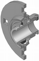 Flanged-housing-unit din626-t3 type-rb-yel 180.png