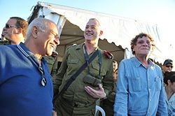 "Flickr - Israel Defense Forces - Chief of Staff at ""A Day in the Path of Warriors"".jpg"